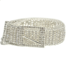 Супер блеск, женские Стразы, тонкие и широкие, серебряные, шикарные, для невесты, свадебные, с кристаллами, на цепочке, ремни, золотые, бриллиантовые пояса, Bg-1045