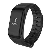 Men Watch Women Smart Wathces Band F1 SmartWatch Blood Pressure With Pedometer Bracelet Fitness Tracker Wristband