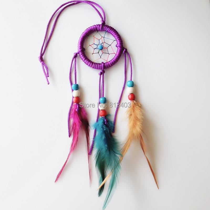 Dream Catcher Whosale Dream Catcher Feather Decor Feather - Ev dekoru - Fotoqrafiya 4