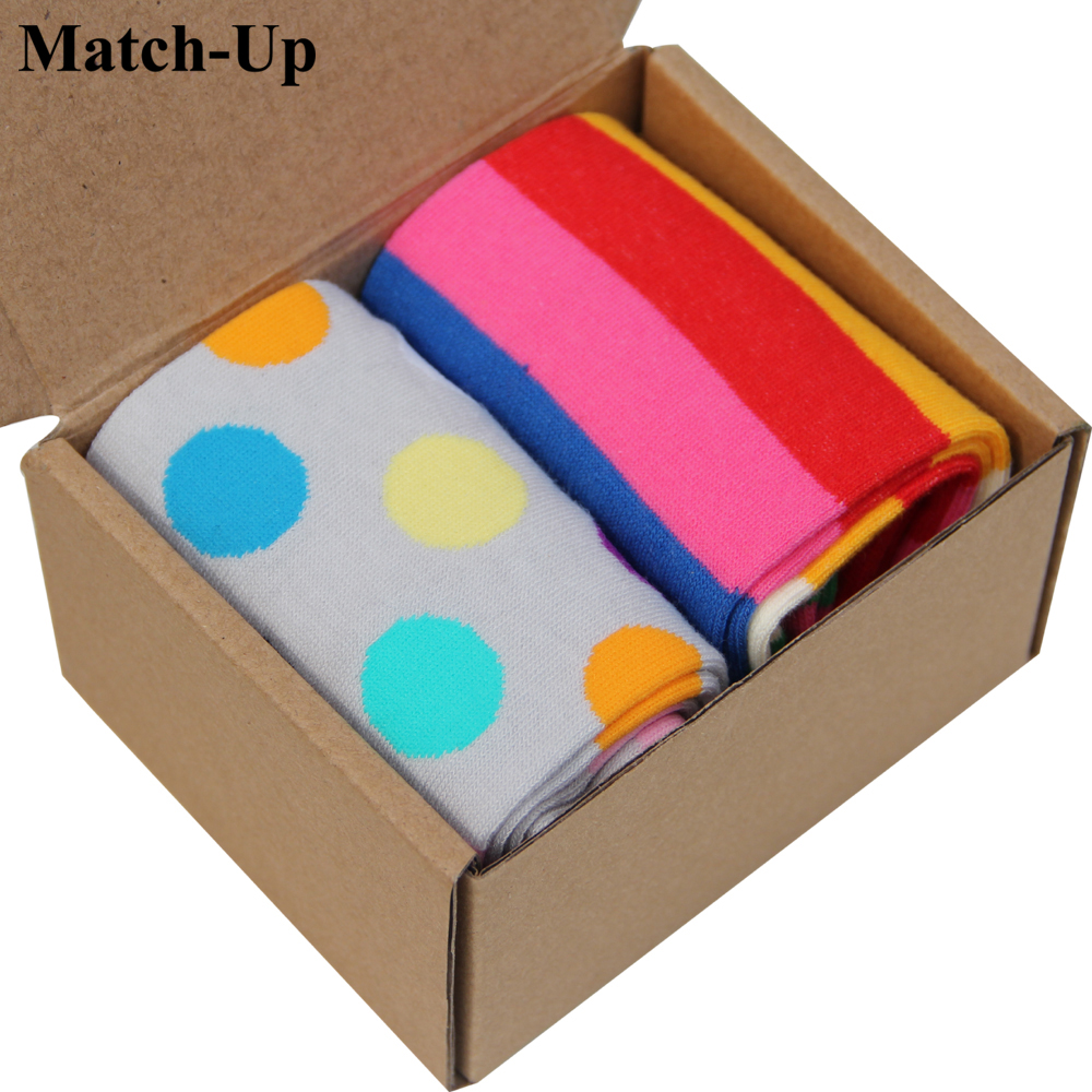 New Style Free Shipping combed cotton brand men socks, gift box socks christmas socks US Size(7.5-12) (2 pair / lot )