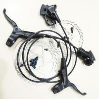 SRRAM AVVID DB1 hydraulic oil press light weight disc brake groupset