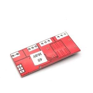 Image 5 - 3 S 4 S 30A 14.4 V 14.8 V 16.8 V Huidige Li Ion Lithium Batterij 18650 BMS Charger Bescherming Boord