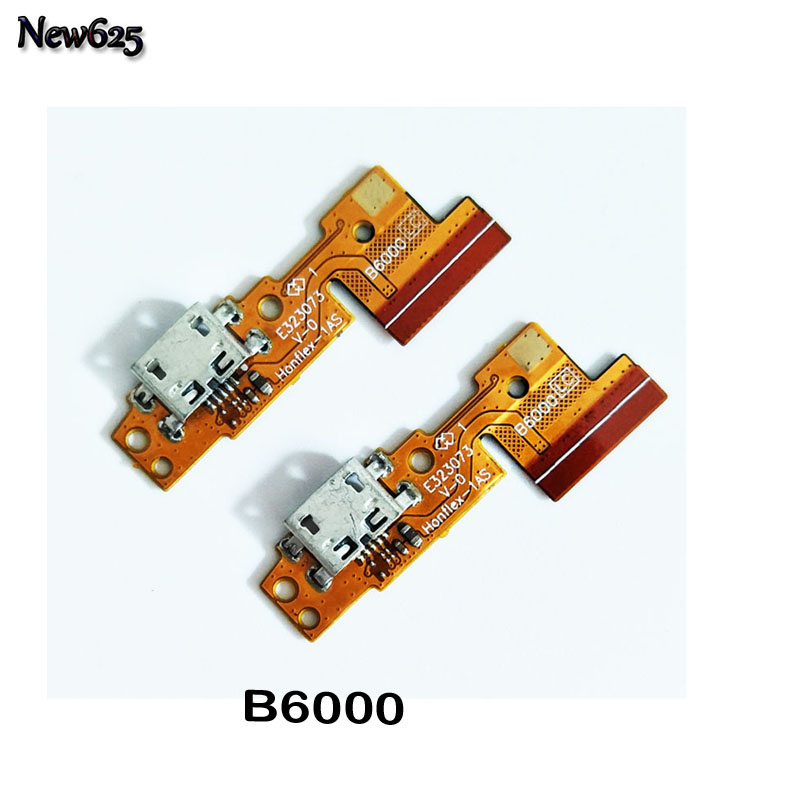 USB Charging Port Flex  Cable Micro Dock Connector PCB Board For Lenovo Tablet Pad Yoga 10 B8000 Yoga 8 B6000