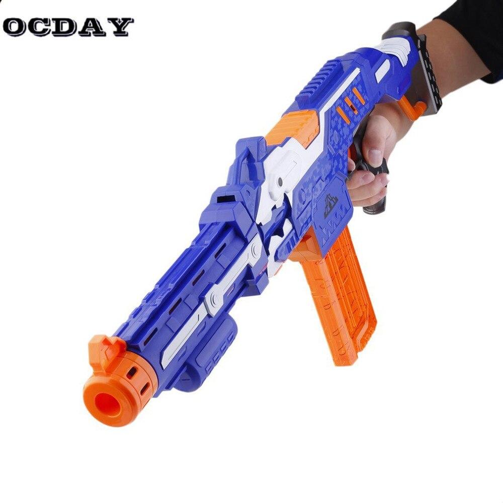 Armas de Brinquedo para crianças presente de natal Color : Blue Yellow