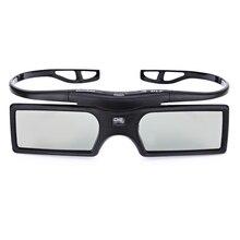 2016 Hot Sell 3D Full HD Glasses Wear Gonbes G15 – DLP DLP-link Active Shutter 3D Movie Game Glasses For 3D Projector TV