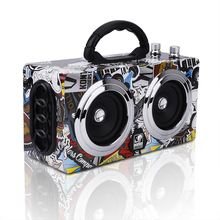 Bass car Speakers Boombox