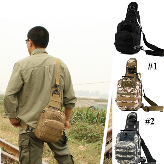 New 1000D Molle Tactical Utility 3 Ways Shoulder Sling ...