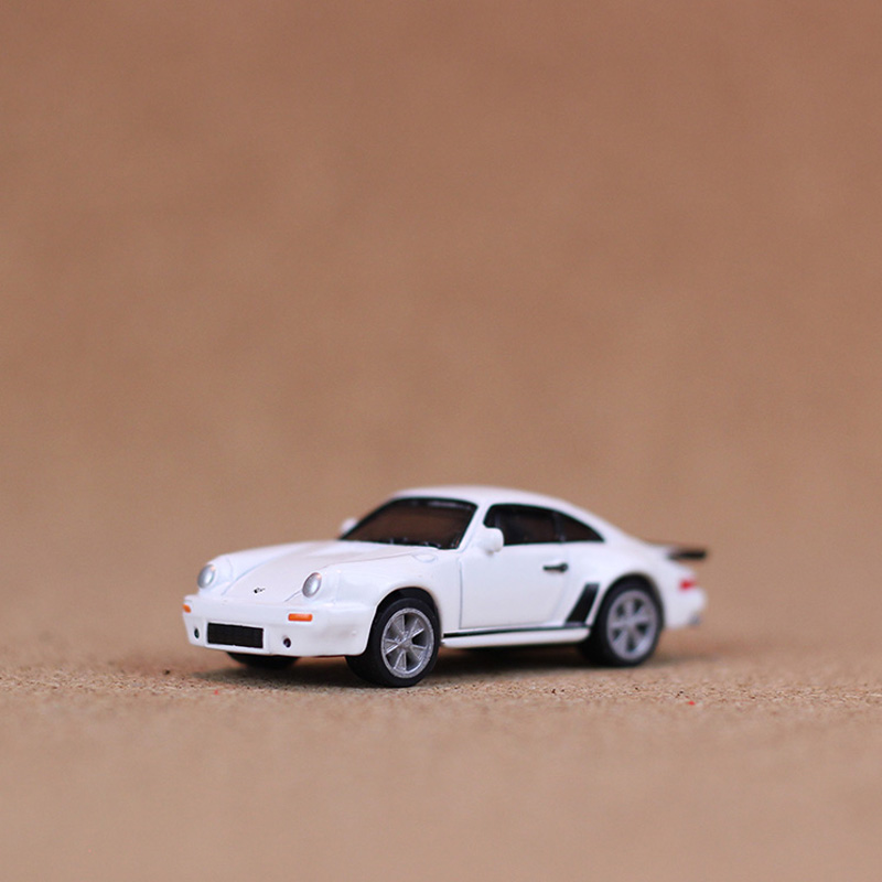 Genuine Original  RUF Collectible Super Alloy Pull Back Car1:72 Cars Model Kids Toys Metal Car Toy Festival Christmas Gift