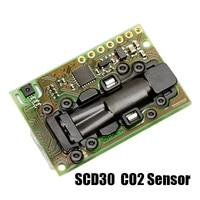 Moduł czujników jakości powietrza SCD30 do pomiarów CO2 i RH/T czujnik CO2 I2C/MODBUS/PWM DIGITL w Czujniki od Części elektroniczne i zaopatrzenie na