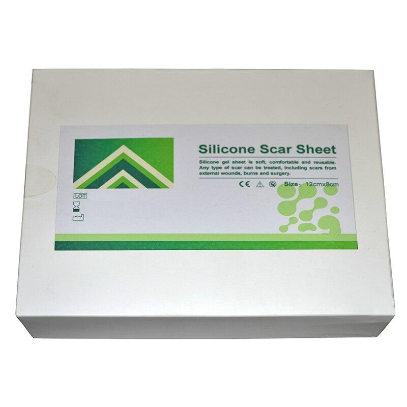 Силиконовый гелевый лист для выживания от шрамов силиконовый лист для шрамов от шрамов 1 шт