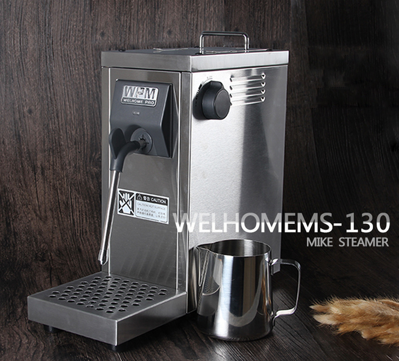 220V MS-130 Commercial Professional pump pressure Milk Frother/Fully automatic milk steamer coffee frother MilkFoam Machine220V MS-130 Commercial Professional pump pressure Milk Frother/Fully automatic milk steamer coffee frother MilkFoam Machine