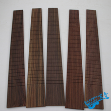3A Indian Rosewood Fingerboard For Classical Guitar Standard 650mm Chord Length Semi-finished Fingerboard Guitar Accessories