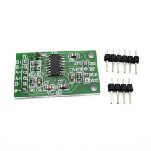 Good Electronics Twin Channel HX711 Weighing Stress Sensor 24-bit Precision A/D Module For Arduino DIY Digital Scale