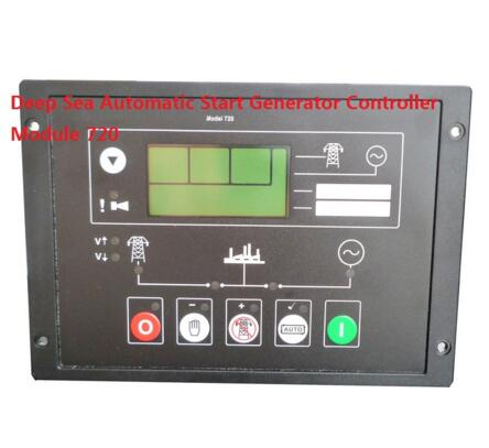 Deep Sea Automatic Start Generator Controller Module 720(DSE720) dse 720 generator control dse720