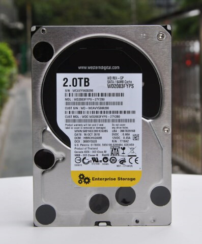 WD2003FYPS Hard drive 2TB fast shipping