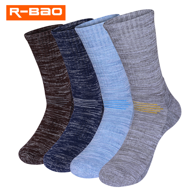 New 2018 Autumn Winter Socks Sling Thicker Terry Towels Men Women Camping & Hiking Climbing Snowboarding Skiing Knee High