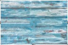 ไม้สีฟ้าฉากหลังสำหรับถ่ายภาพแผ่นBoardการถ่ายภาพสำหรับสตูดิโอถ่ายภาพวันเกิดฉลองฉากหลัง