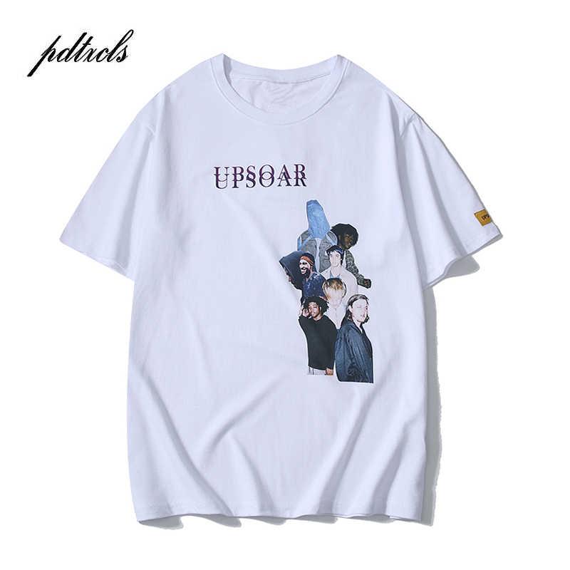 Новый западный стиль с принтом удобные модные брендовые мужские короткие футболки Летние хип хоп повседневные уличные мужские короткие футболки с принтом
