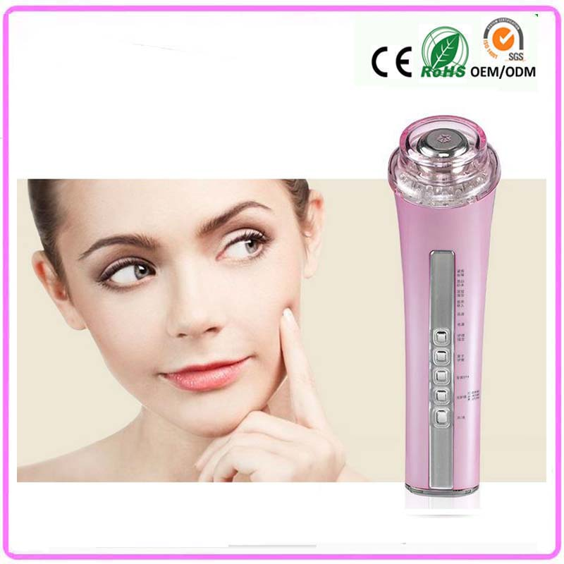 Deep Pores Makeup Cleansing Face Lifting Skin Rejuvenation Galvanic Ion Ultrasonic Photon Tender Skin Care Beauty Devices e6h cwz6c 2500 p r hollow encoder