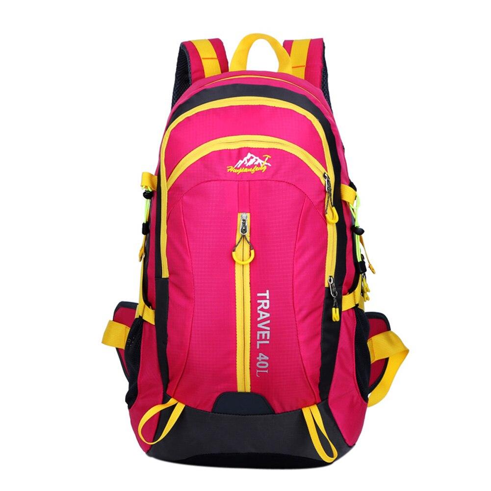 Backpack Women Sports Bag Waterproof Camping Hiking Backpacks Men Athletic Sport Travel Bag Outdoor Tactical Rucksack mochila