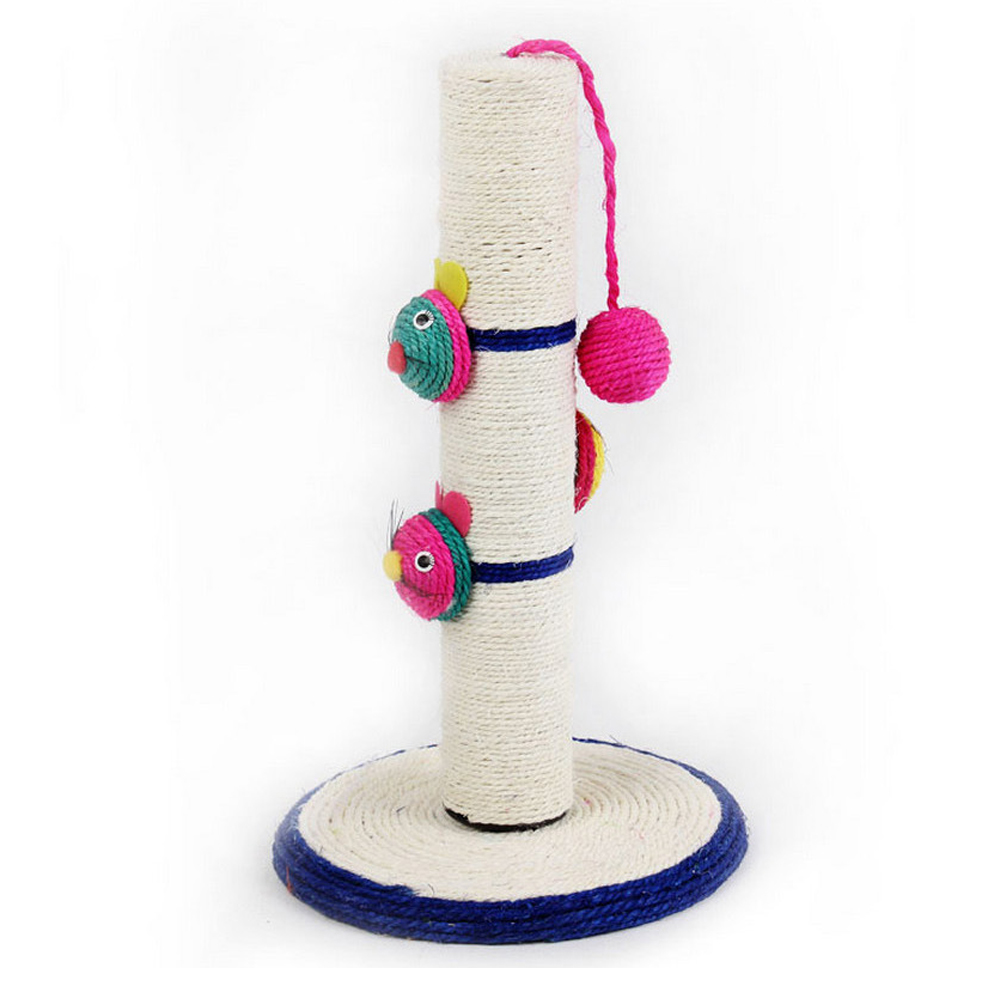 Creative Cat Towers: Creative Cat Scratching Post Cat Tree Cats Tower With Ball