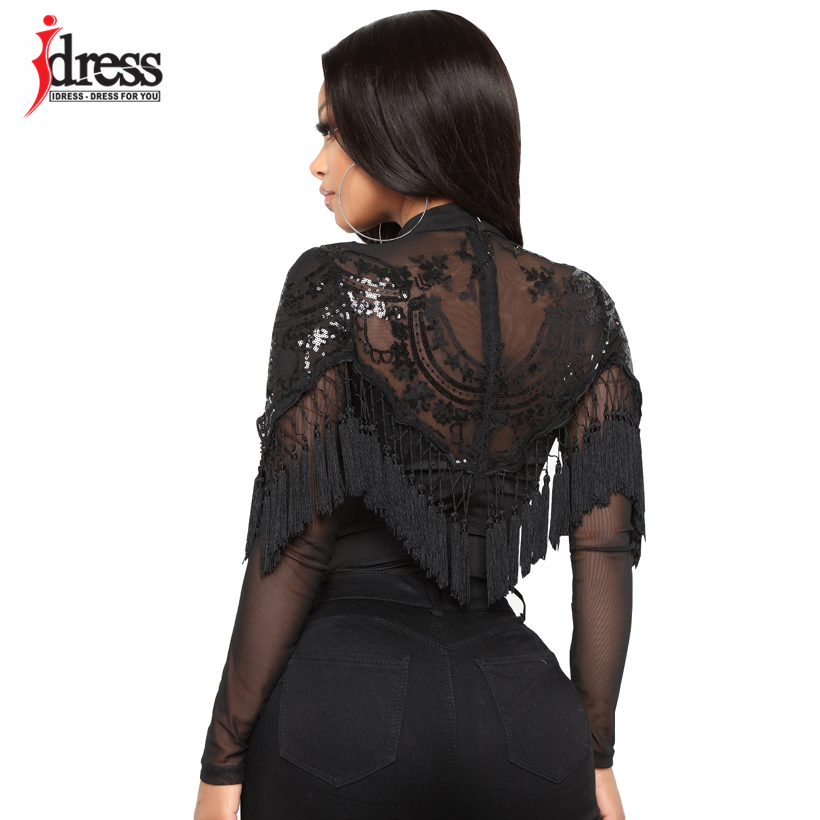 IDress Bodycon Sexy Jumpsuit Overalls Sexy Bodysuit Overalls Long Sleeve Rompers Womens Jumpsuit Combinaison Femme Club Bodysuit (1)