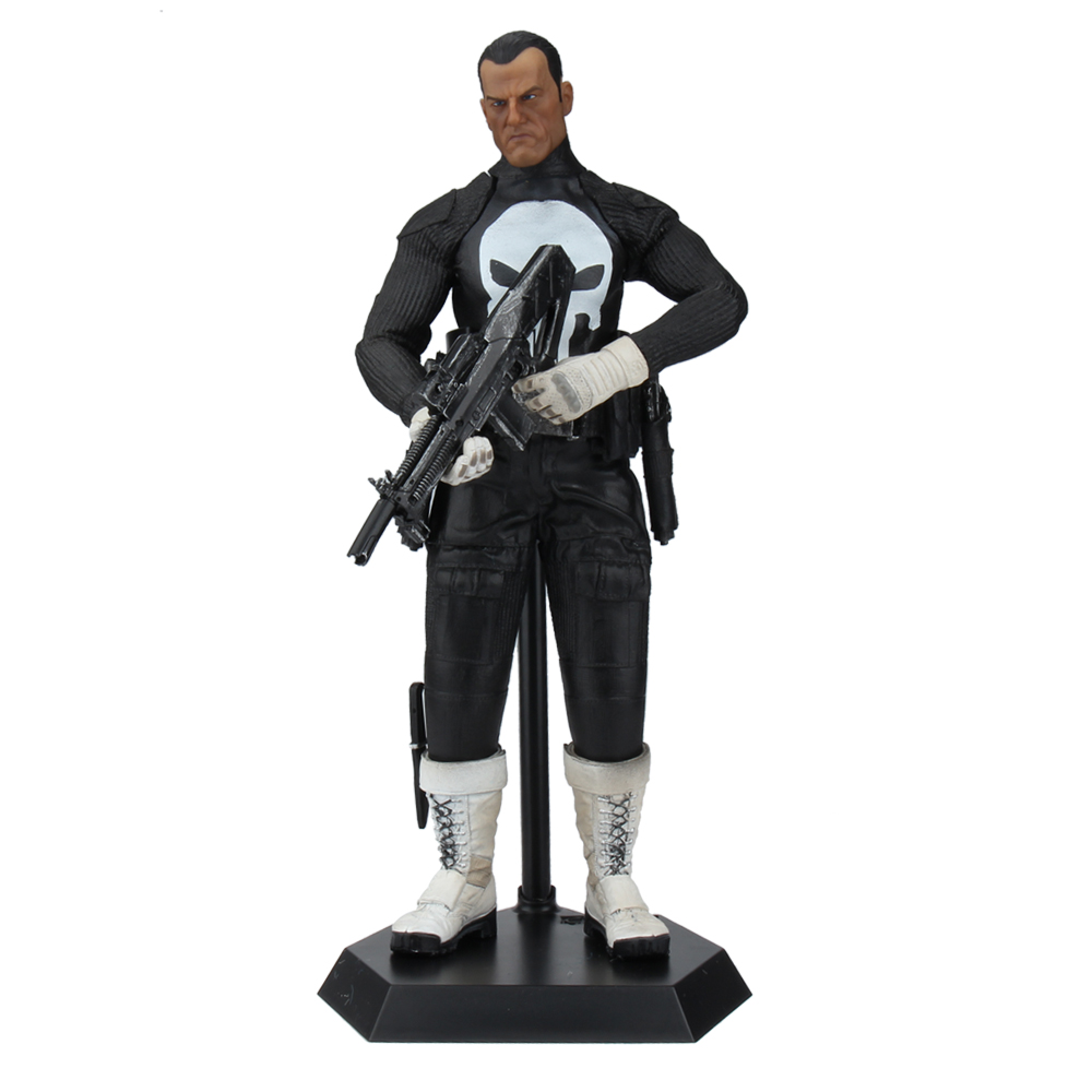 Crazy Toys 12 Deadpool Star Wars Knights of Ren Darth Vader Punisher DC Marvel Superhero PVC Action Figure Collectible Model the punisher action figures 1 12 scale pvc action figure collectible model toy anime punisher superhero toys