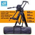 DIGITALFOTO ползунок для камеры из углеродного волокна  10 кг  слайдер для путешествий  видео  слайдер  Долли  дорожка  рейка для цифровой зеркально...