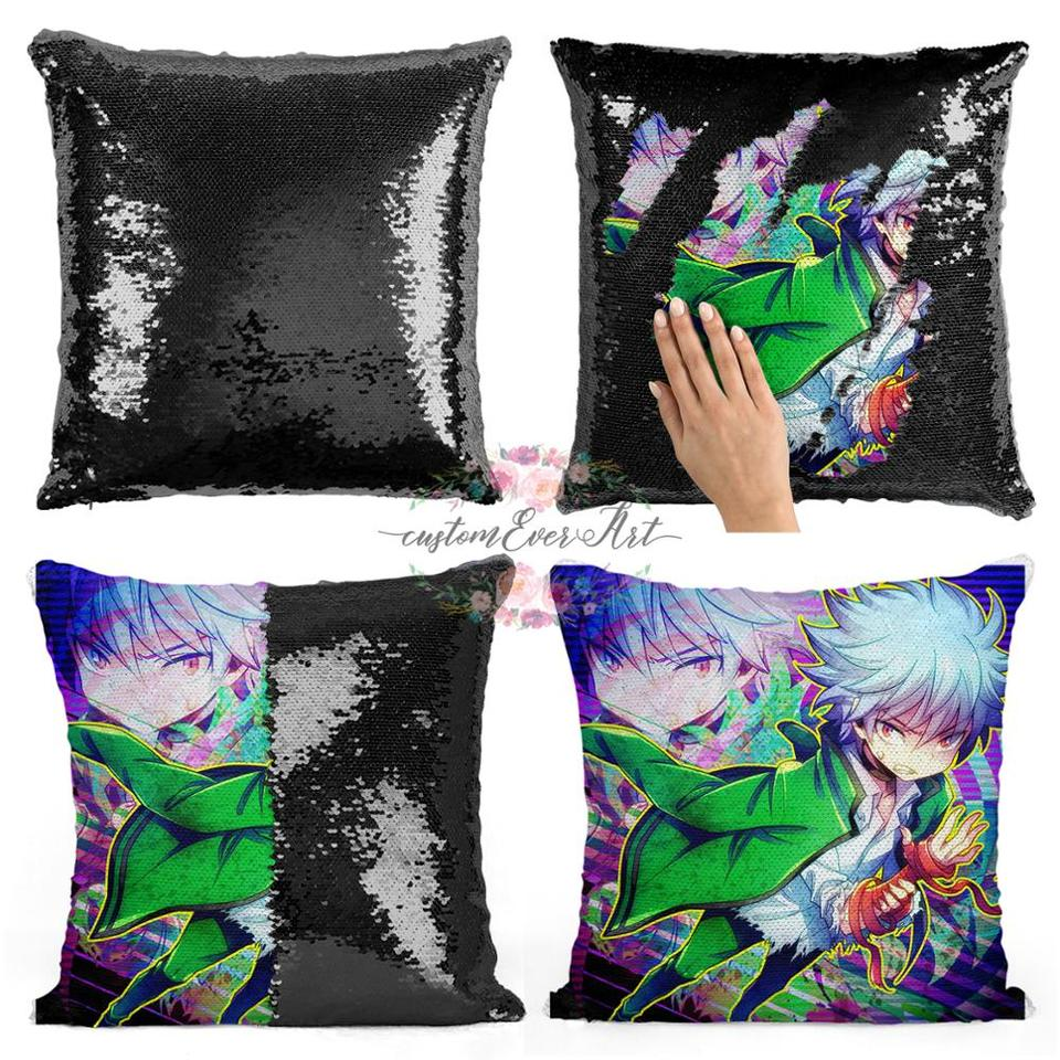 mermaid cushion cover decorative throw pillows
