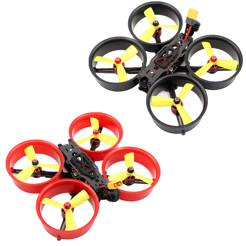 Reptile CLOUD-149 FPV Racing Drone PNP Version F4 Flight Controller 20A ESC <font><b>3045</b></font> <font><b>Propeller</b></font> 1407 Brushless Motor 1200TVL Camera image