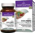 Novo Capítulo de Cada Homem Um Multivitamínico Diariamente 40 + dos homens Fermentados Probióticos Saw Palmetto Vitaminas do Complexo B Vitamina D3 orgânica 72 ct