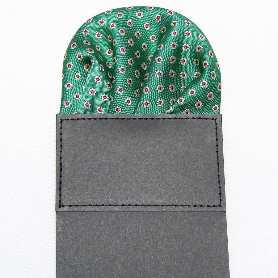 HOOYI 2019 Dot Men's Fashion Prefold Pocket Square Paper Hanky Handkerchief Tower