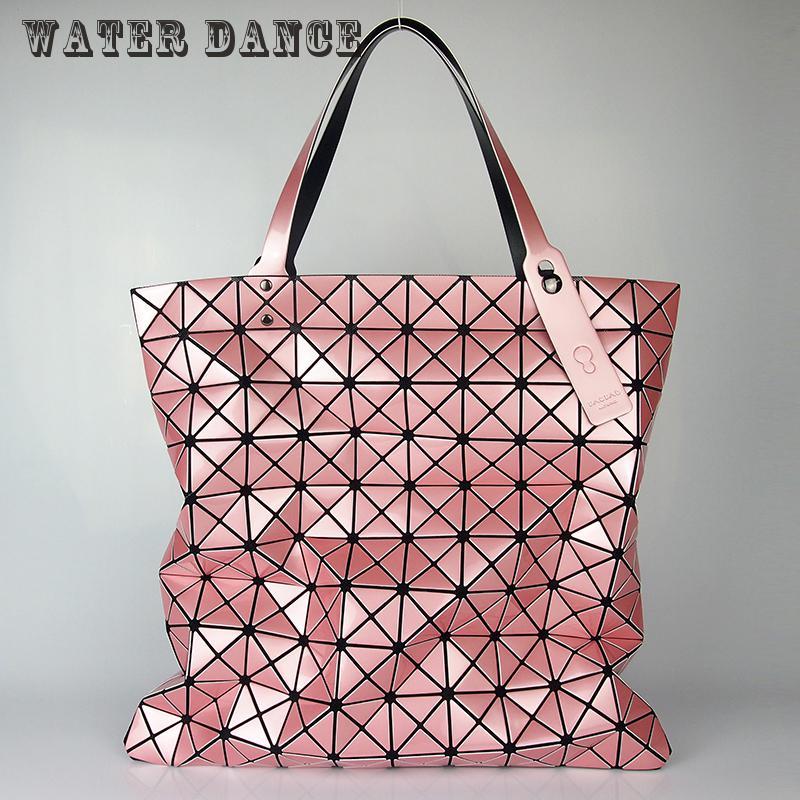 2017 НОВЫЙ Сорт лазерная геометрические Lingge женская сумка плечо сумка сумки сумки сумка женская пакет baobao10 сетки зеркало сумки
