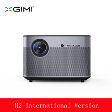 XGIMI H2 Led Projector Full HD 1350ANSI Lumens 1080p LED 300″ 3D Video Android Wifi Bluetooth Smart Theater HDMI 4K Beamer