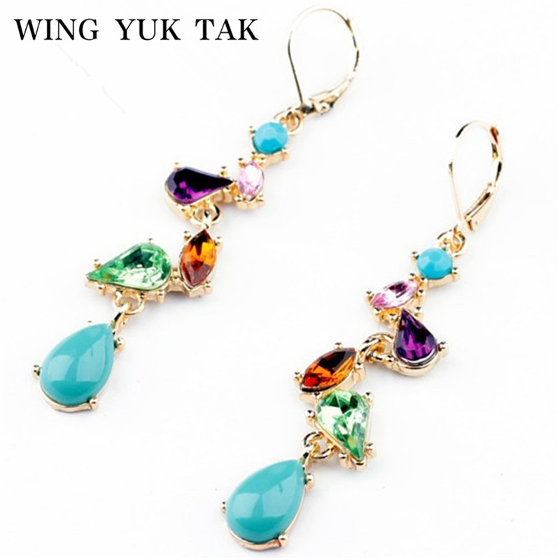 wing yuk tak Brand Earrings New...