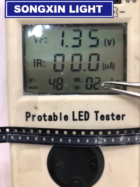 50PCS 0603 1608 1.6*0.8*0.6mm 940nm SMD infrared lamp IR LED 1.3-1.5V 18-20mW Light beads WHOLESALE
