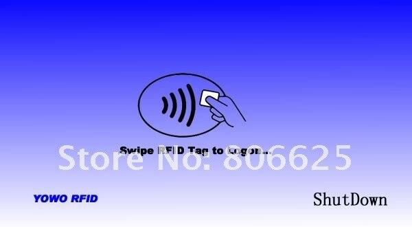 RFID Logon For Windows xp, Smart Card Logon, Security Windows Logon,RFID Reader woody leonhard windows xp timesaving techniques for dummies