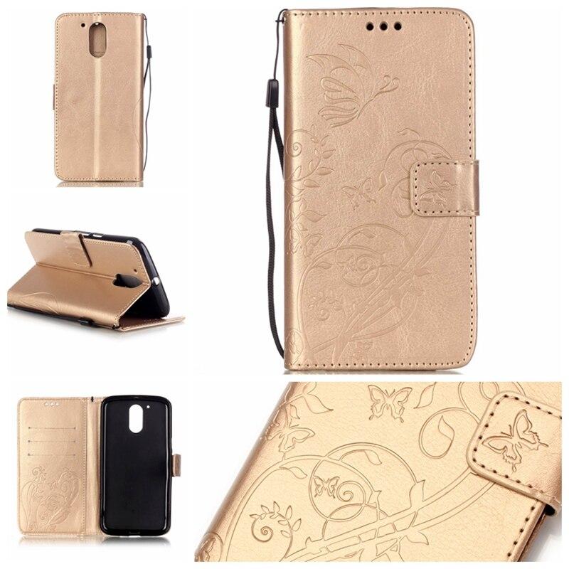 3D Flower PU Leather Wallet Case for Motorola Moto E2/E 2nd Gen/G3/G 3rd Gen/G Gen 3/G4/X Play Flip Cover Card Holder Case