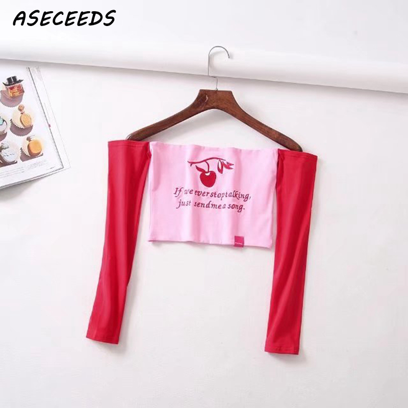 1f464ced36164 Buy women graphic long sleeve and get free shipping on AliExpress.com