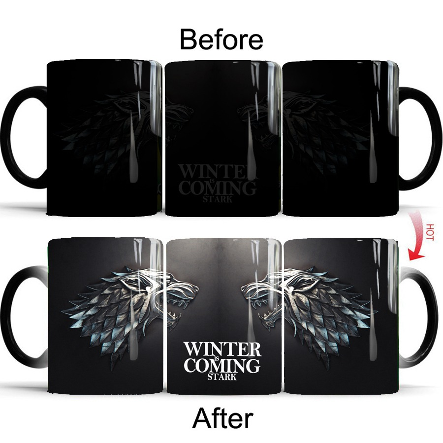 Color Changing Mug Game Of Thrones 19