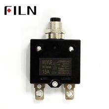 Filn 10 шт сверхмощный Термовыключатель автоматический выключатель