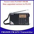 Retail-Wholesale Tecsun PL310ET AM FM Stereo World Band DSP Radio upgraded version PL310