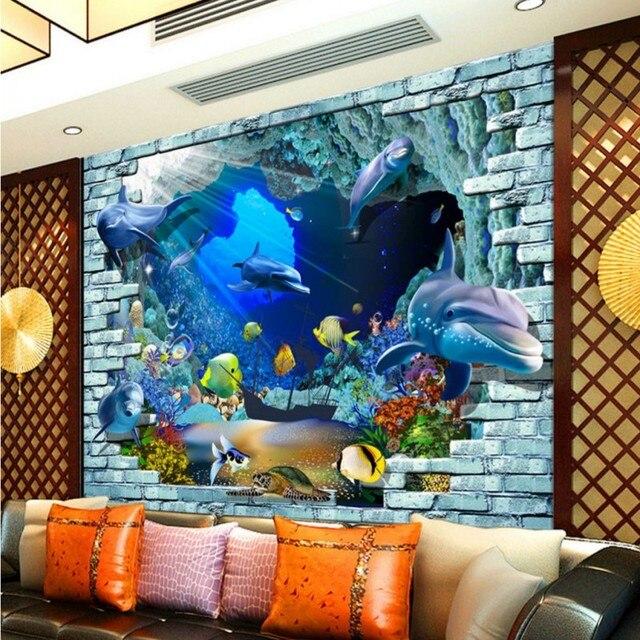 Kinderzimmer Unterwasserwelt