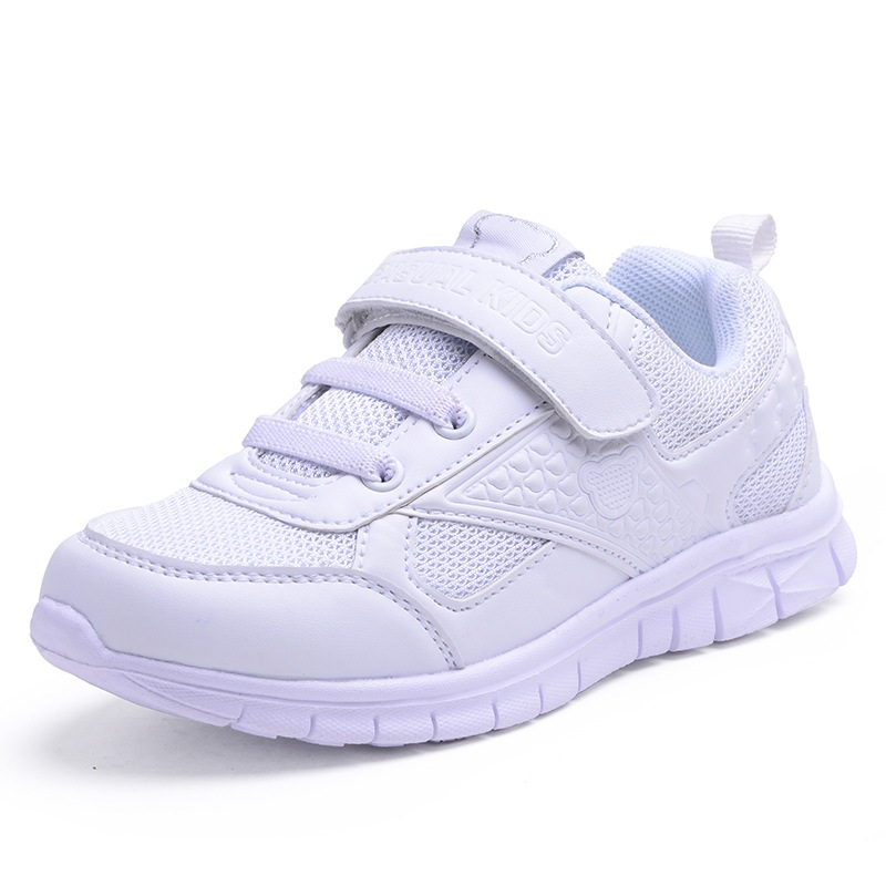 Kid Shoes Children Walking Sneakers Boys Breathable Walking Shoes Lightweight Sport Shoes Girls School Trainers D0028