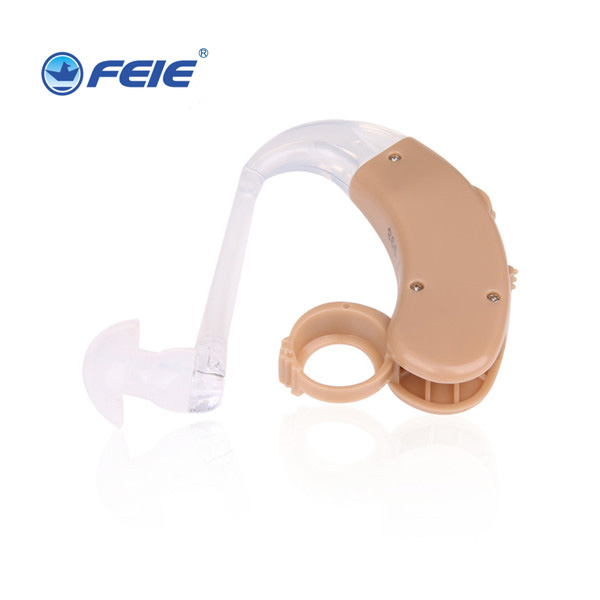 Small Analog BTE Behind The Ear Easy Operation Comfortable Mini Soft Sound Amplifier For Deaf S-998 Drop Shipping