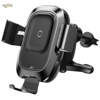 Car Wireless Charger For Samsung S10 S9 Qi Fast Wireless Car Holder Chargering For iPhone X Xs 7 Holder Phone in Car Charger #3