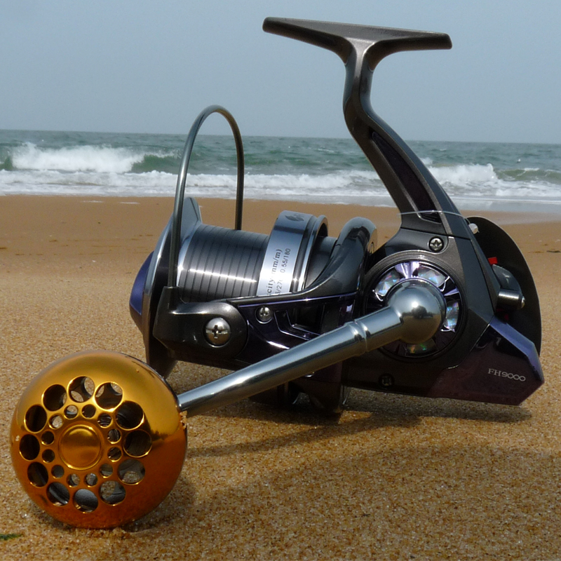 Risn anti salt water big boat and distant casting spinning reels our distant cousins