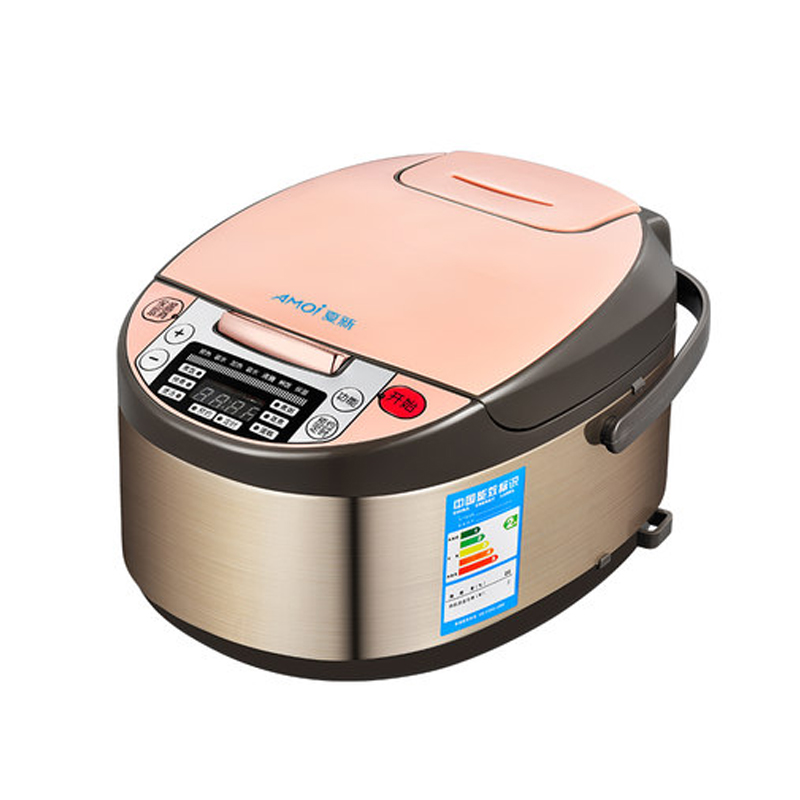 HD-801 3L Intelligent Household Multi-function Rice Cooker 500W homeleader 7 in 1 multi use pressure cooker stainless instant pressure led pot digital electric multicooker slow rice soup fogao