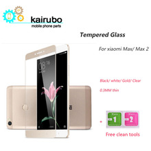 Xiaomi Mi Max Glass Film 2 Screen Protector Tempered Phone Xiami Xiomi Max2 6.44inch, 50pcs free DHL
