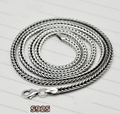 100% real 925 sterling silver Yi Gu chain necklace S925 silver necklaces for women men jewelry vintage style top quality YFHN13
